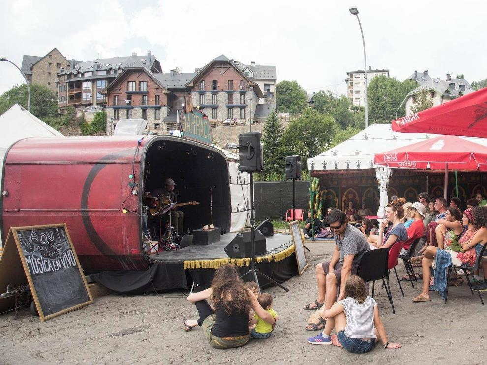 Una empresa externa organizará este año el Festival Pirineos Sur