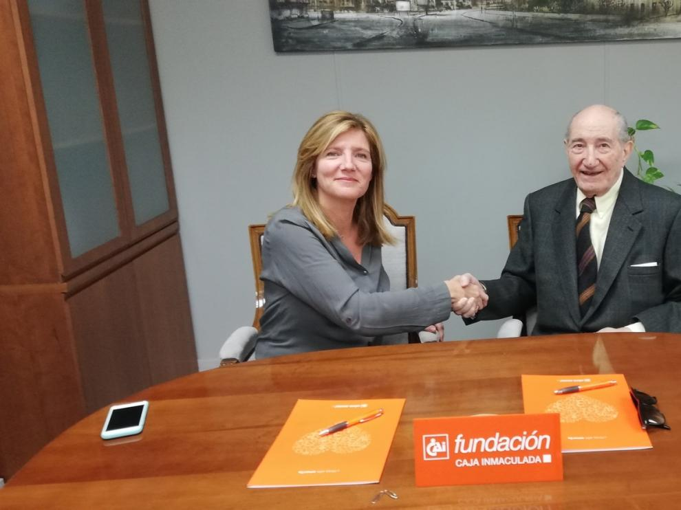 Las fundaciones CAI y Genes y Gentes firman un acuerdo para ayudar a personas con enfermedades raras