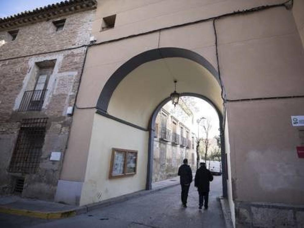 La DGA suspende su programa de acogida de menores en Borja tras los incidentes con los vecinos