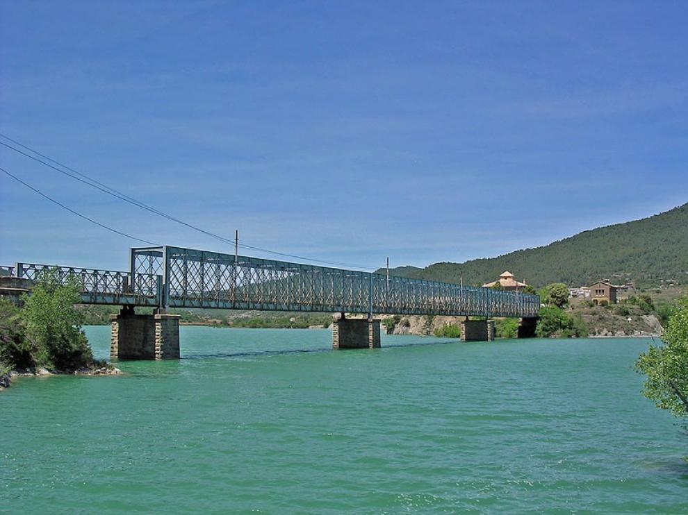 Cs lamenta las promesas incumplidas en la mejora y acondicionamiento del puente de La Peña