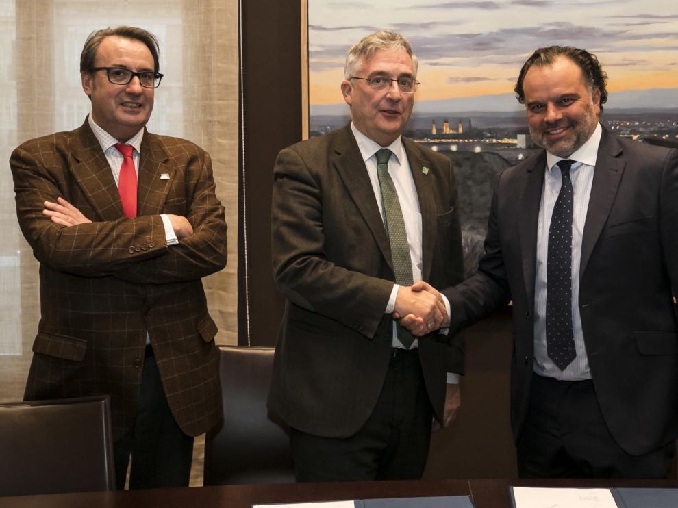 HENNEO renueva su compromiso con el centenario de Ordesa