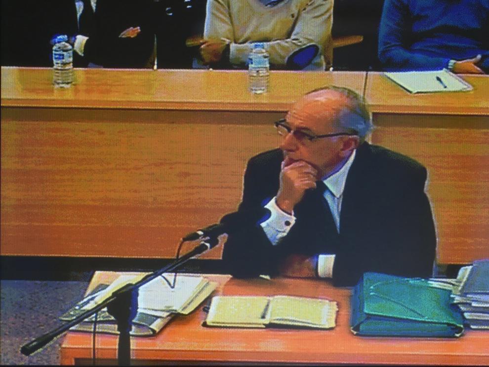 """Rato insiste en que el Banco de España conocía las """"tripas"""" de Bankia"""