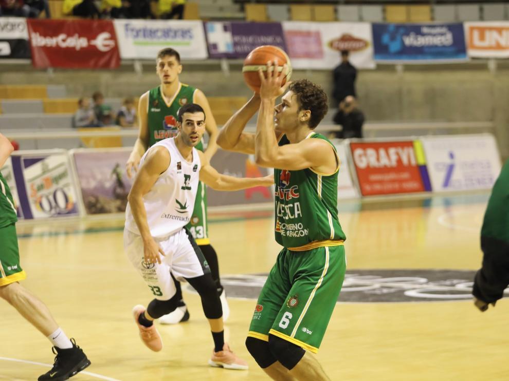 Levitec Huesca se corona rey del triple en la competición