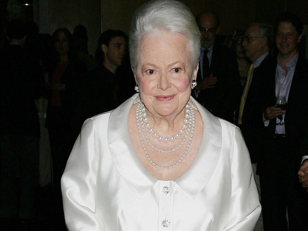 """Olivia de Havilland pierde su demanda contra la serie """"Feud"""""""