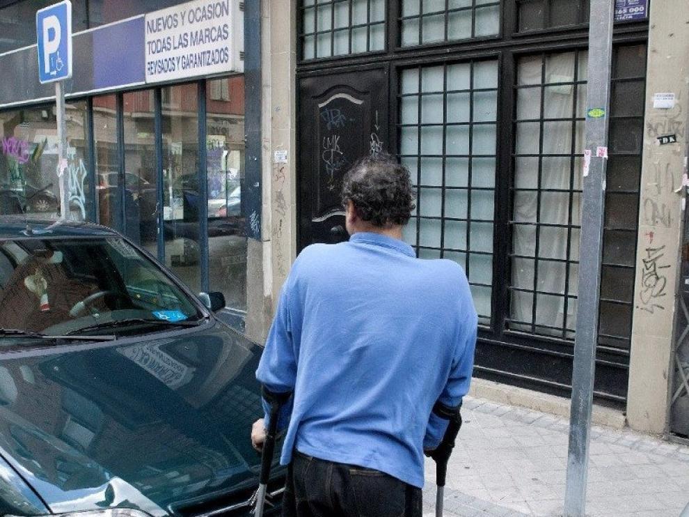 La DGT apela a la empatía para respetar las plazas de aparcamiento para personas con discapacidad