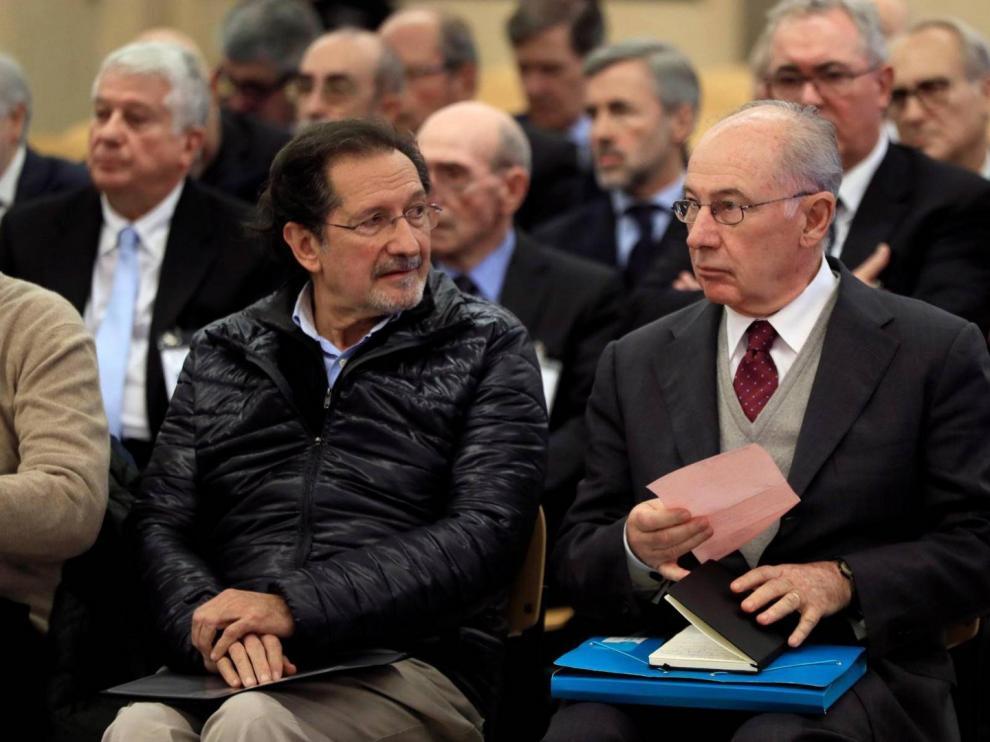 """Rodrigo Rato: """"Rajoy me echó de Bankia. Fue una intervención política"""""""