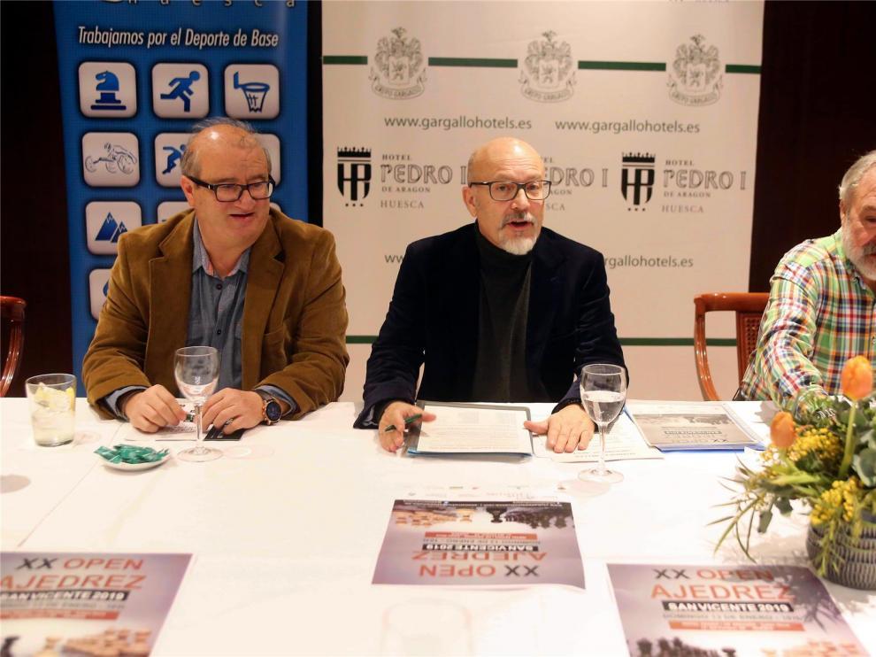 El XX Open San Vicente abre de nuevo el año en Aragón