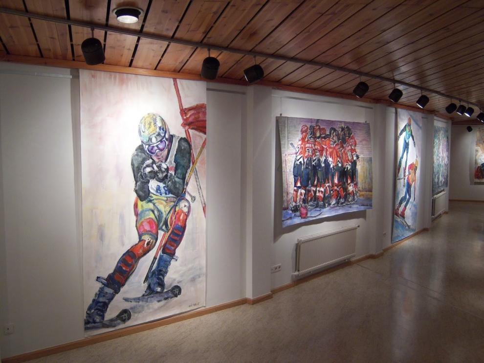 El arte es el gran protagonista de la nueva temporada de Espacio Pirineos de Graus