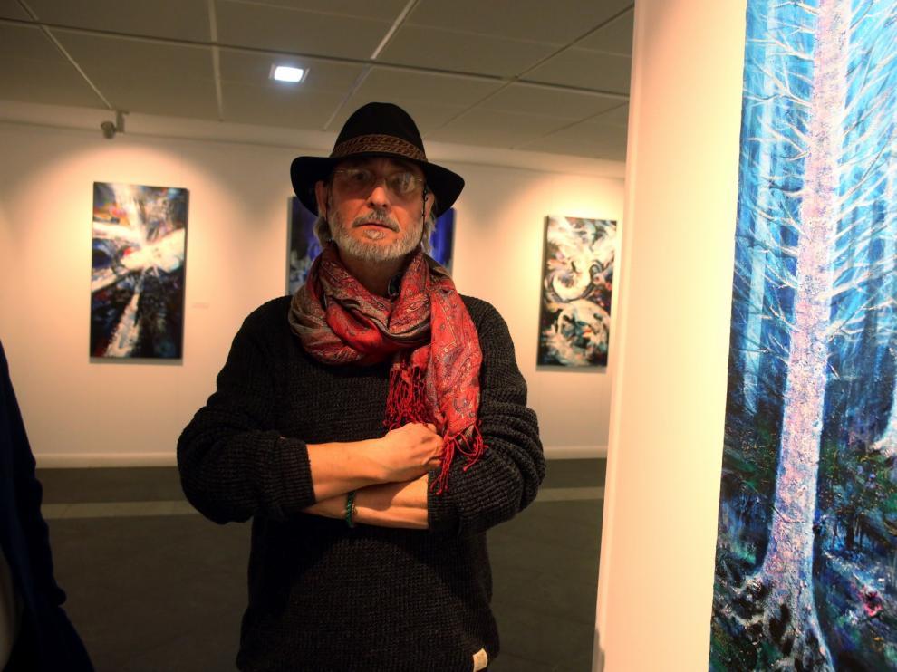 Jêsu Pueyotal propone un viaje hacia el desapego en la Sala CAI