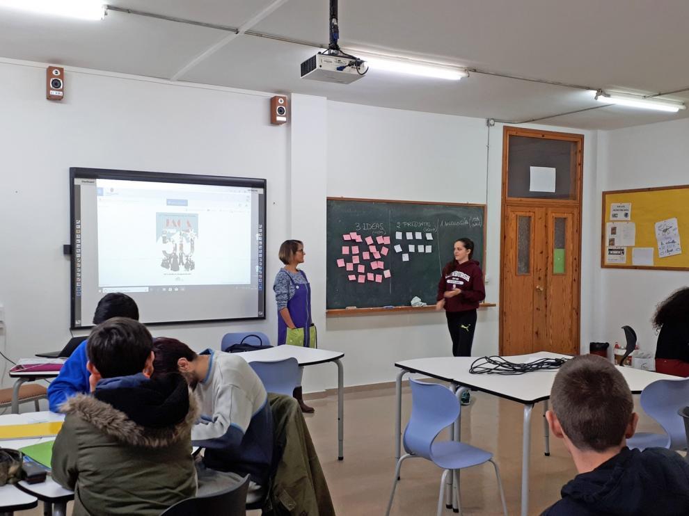 Los escolares de Jaca trabajarán el Festival Folklórico en las aulas