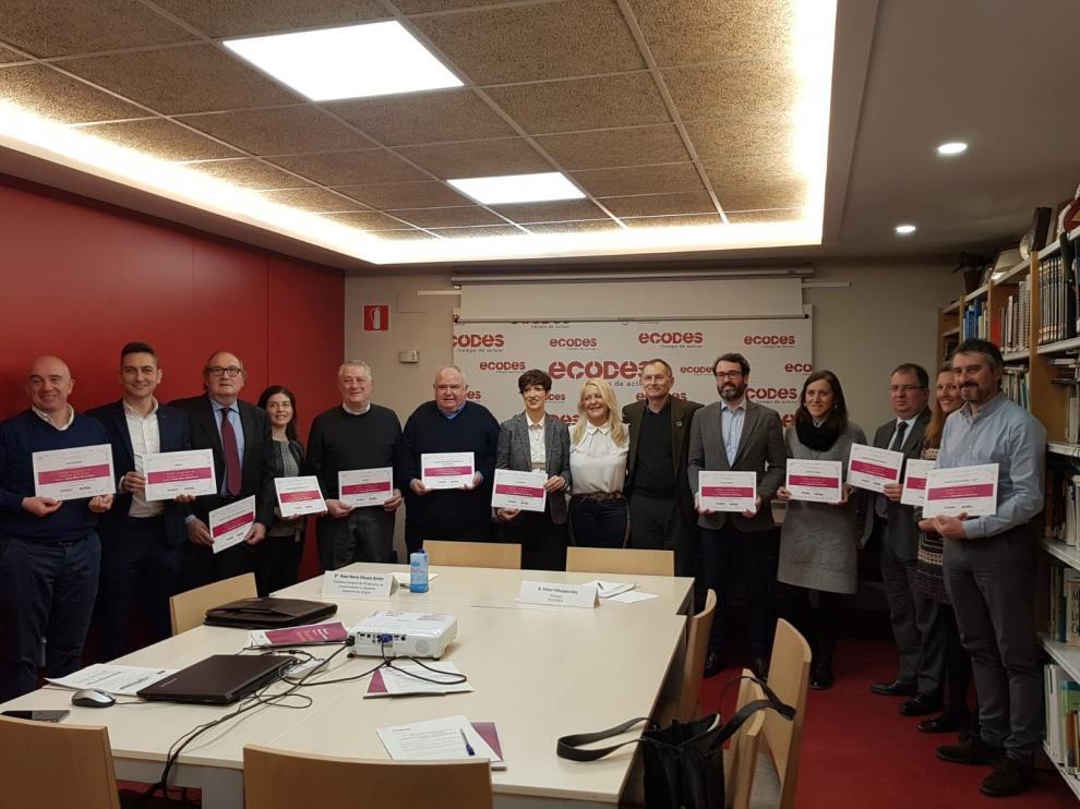 Gobierno de Aragón y Ecodes elaboran una guía de buenas prácticas frente al desperdicio alimentario