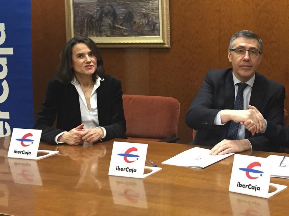 Fundación Ibercaja sigue apoyando a la Cámara de Comercio de Huesca