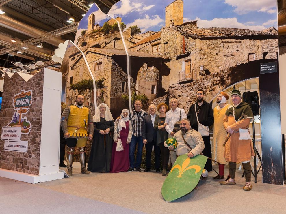 Montañana repetirá asistencia en la Feria Internacional de Turismo Fitur