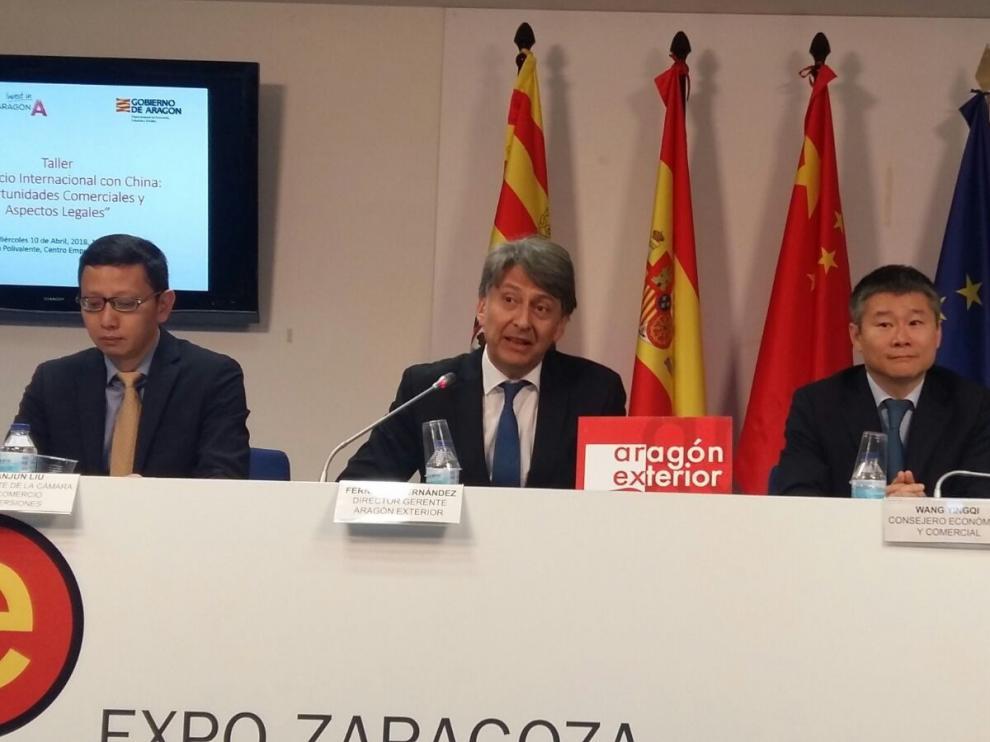 La agroalimentación, entre los ejes de acción de Aragón Exterior