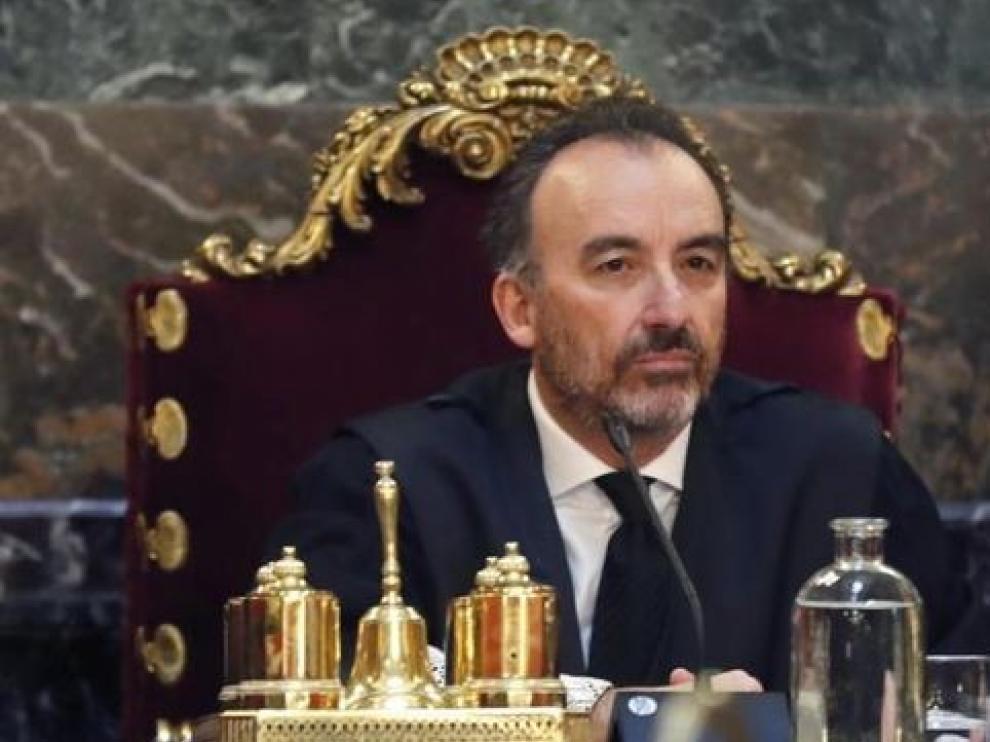 El Supremo pide el traslado de los presos del procés