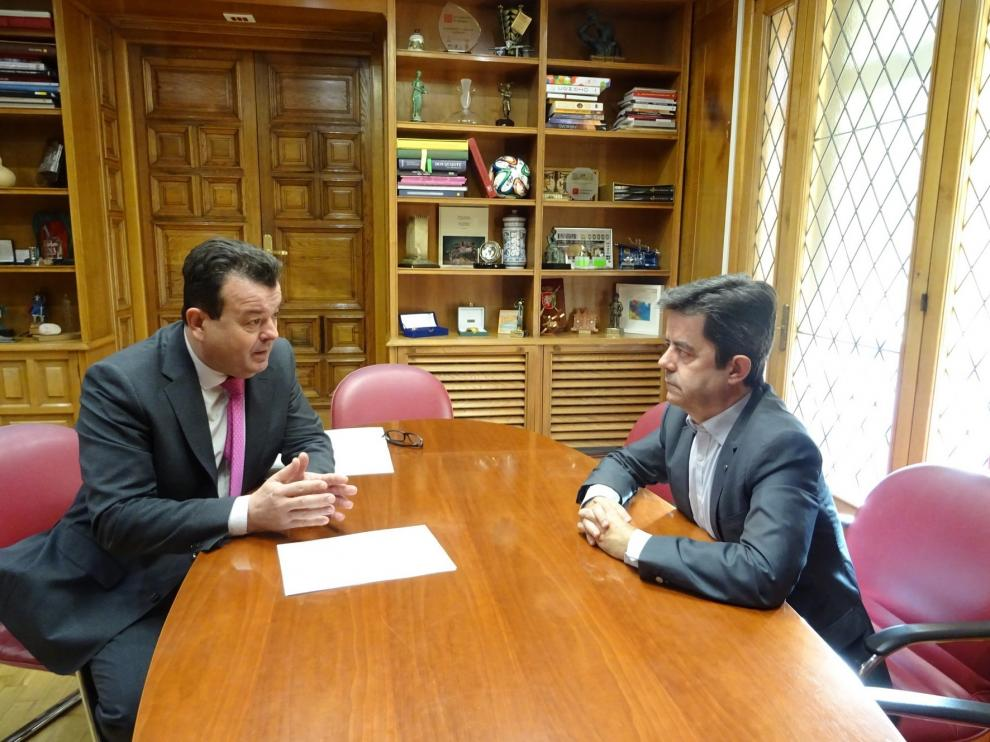 """Luis Felipe reclama """"financiación suficiente"""" para los municipios"""