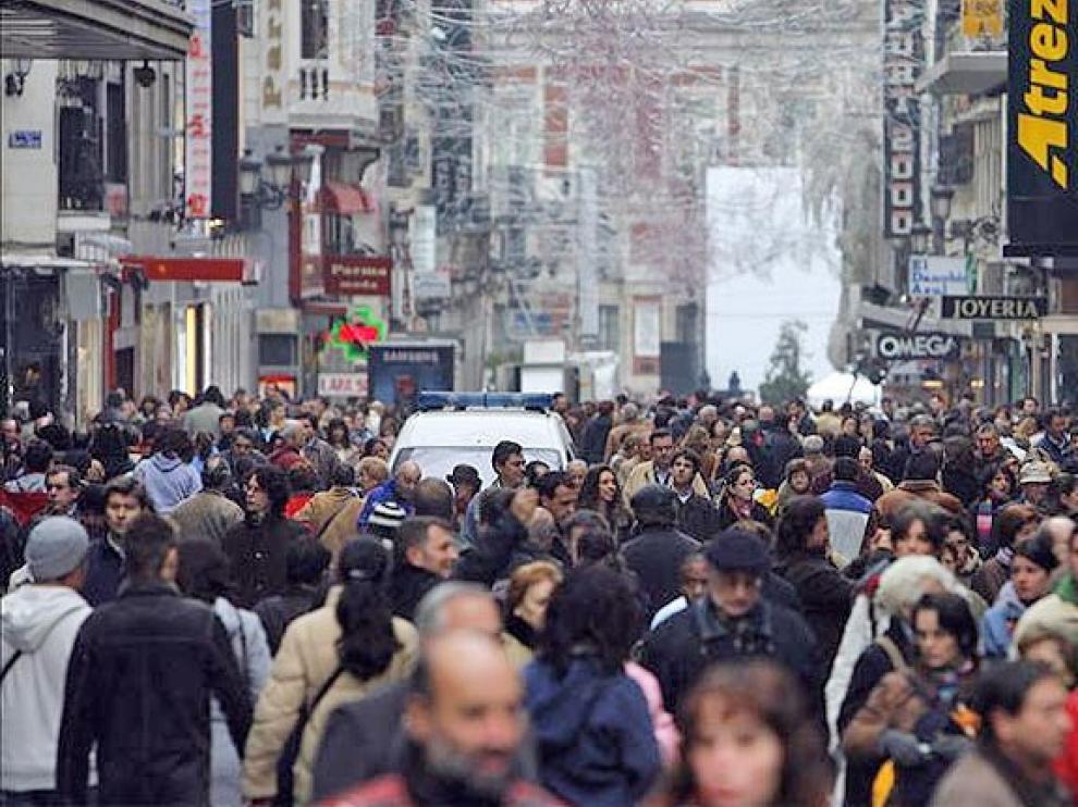 El aumento de población generará mayor crecimiento