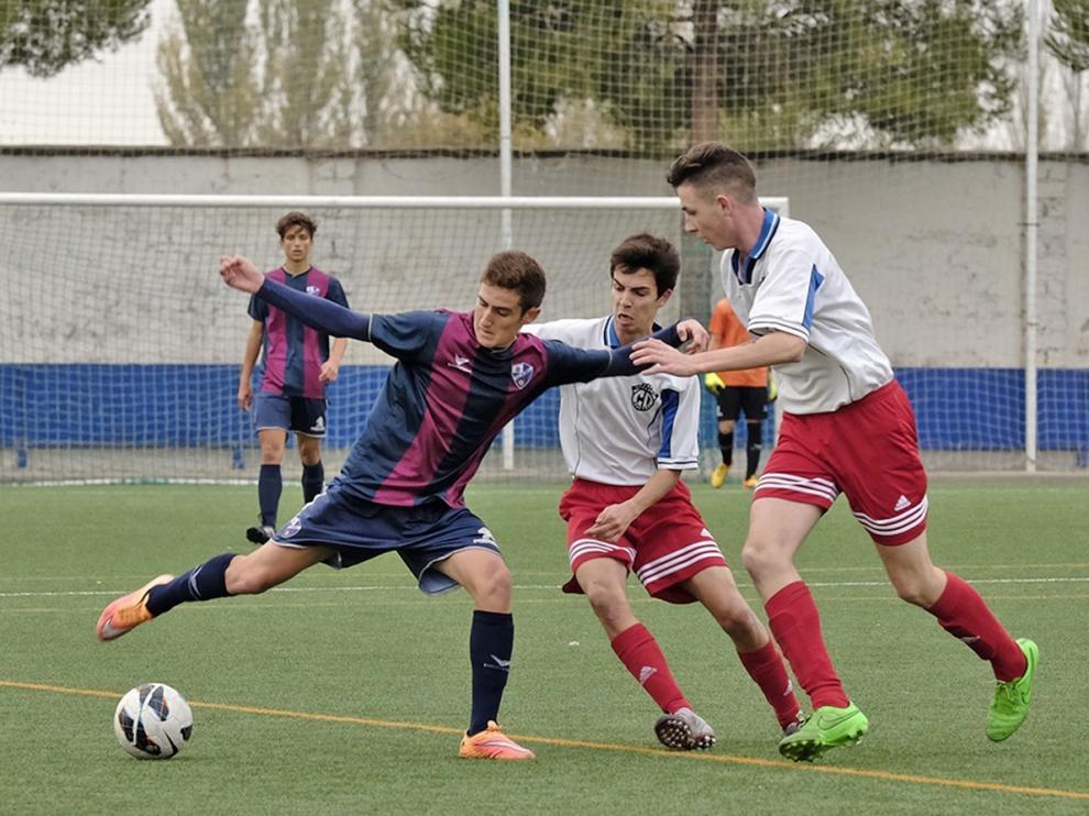 Vuelve la Liga Nacional Juvenil con el IPC-Helios y Huesca-San Gregorio