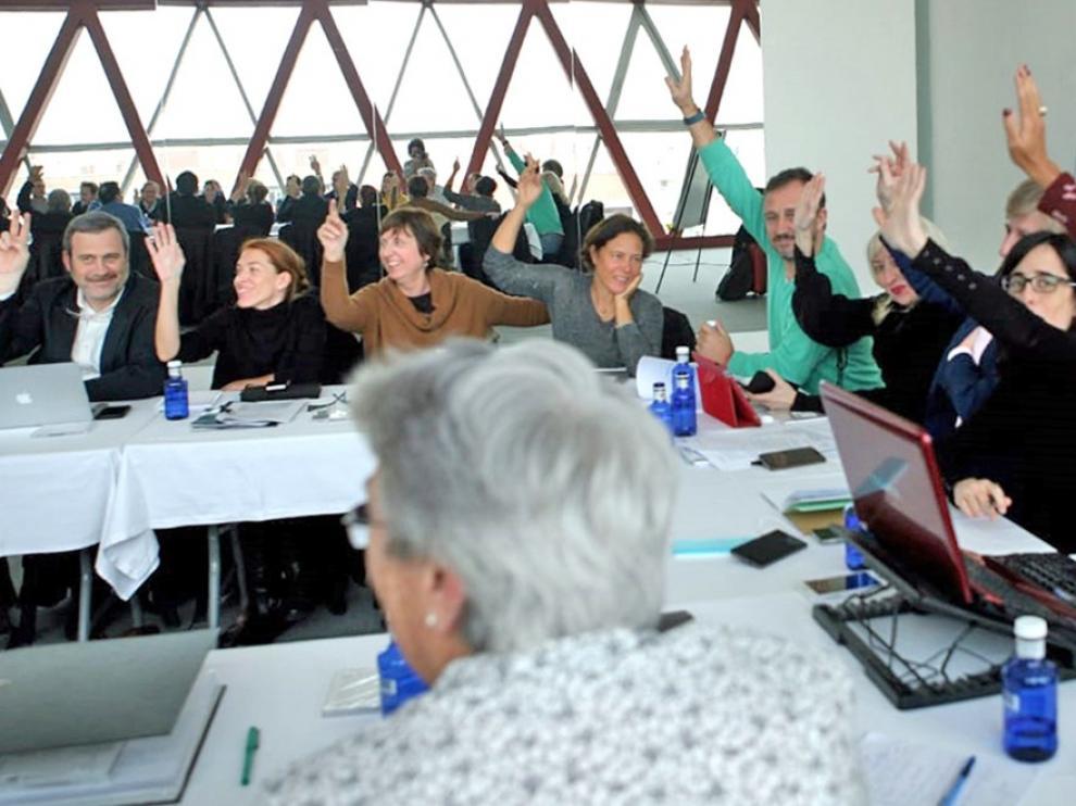 Los productores audiovisuales de España se citan en Zaragoza