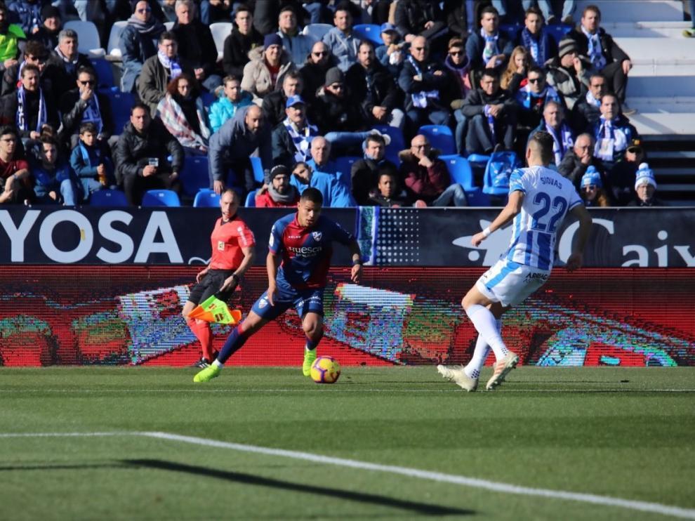 Oportunidad perdida en Leganés (1- 0)