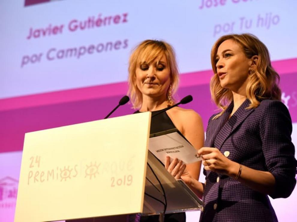 Los Forqué premian este sábado por la noche lo mejor del cine español