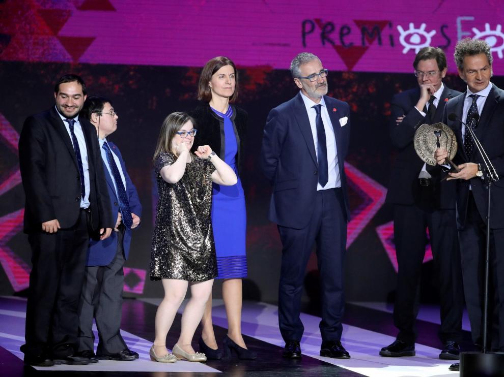 Campeones triunfa en los Premios Forqué