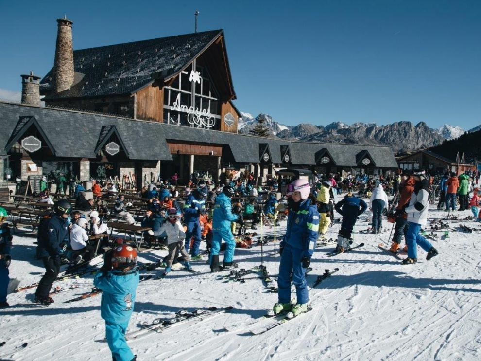 Aumenta el dominio esquiable en el Pirineo hasta los 72 kilómetros