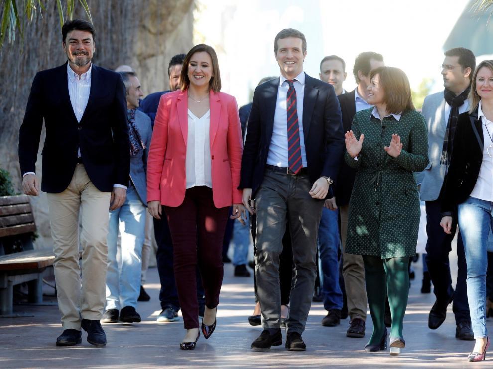 Las listas del PP para 2019 se renuevan en el 78% de las capitales