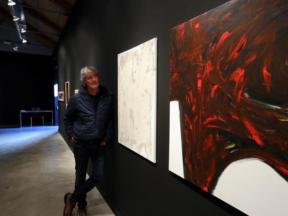 """Joaquín Chueca: """"En las artes visuales, las palabras no son necesarias"""""""
