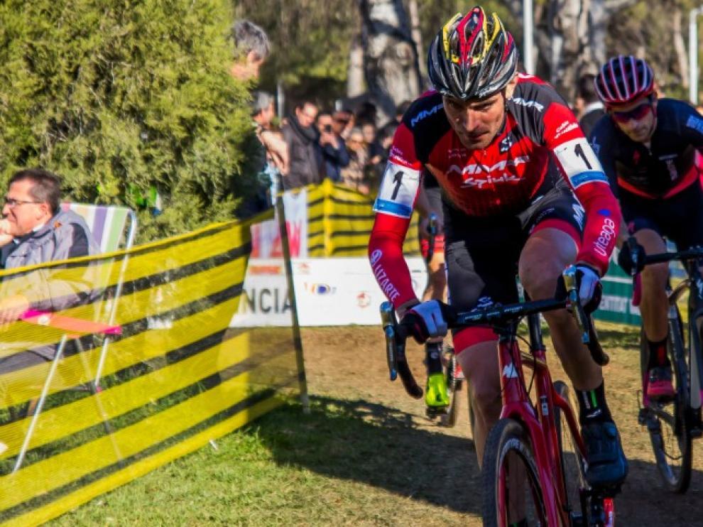 Aragón participa en el Nacional de Ciclocross