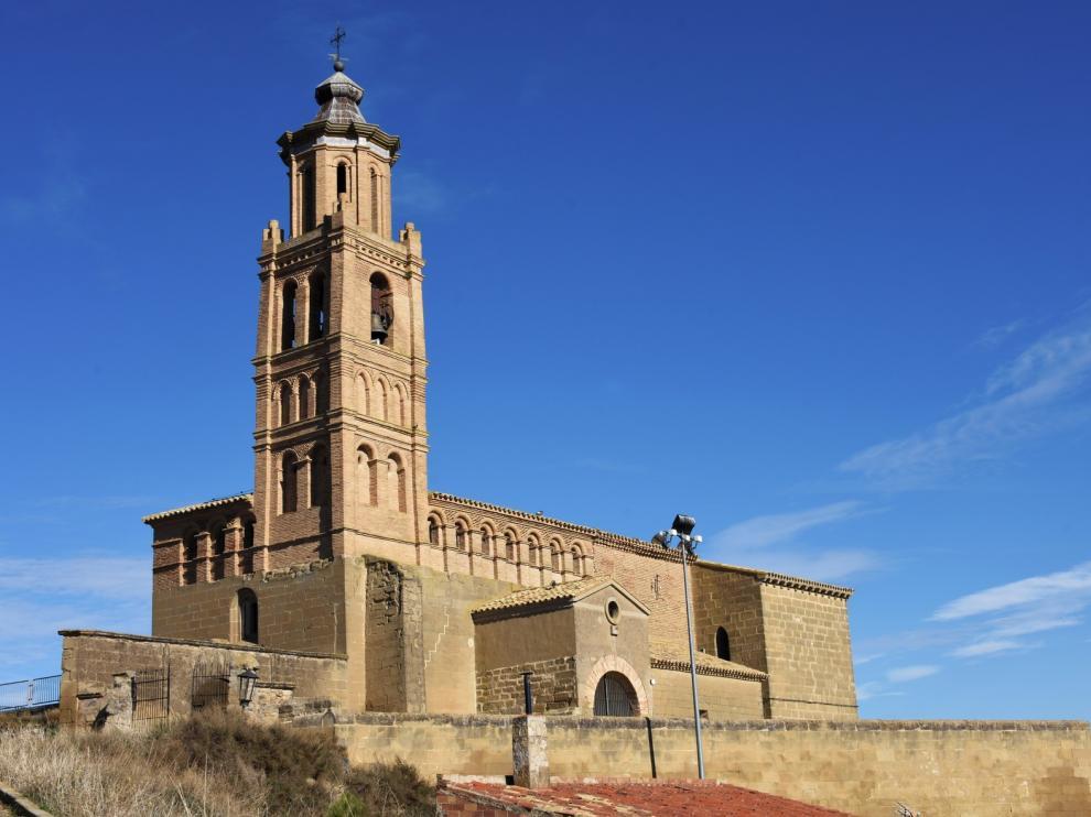 Se pospone la visita guiada caracterizada a Alcalá de Gurrea por el coronavirus