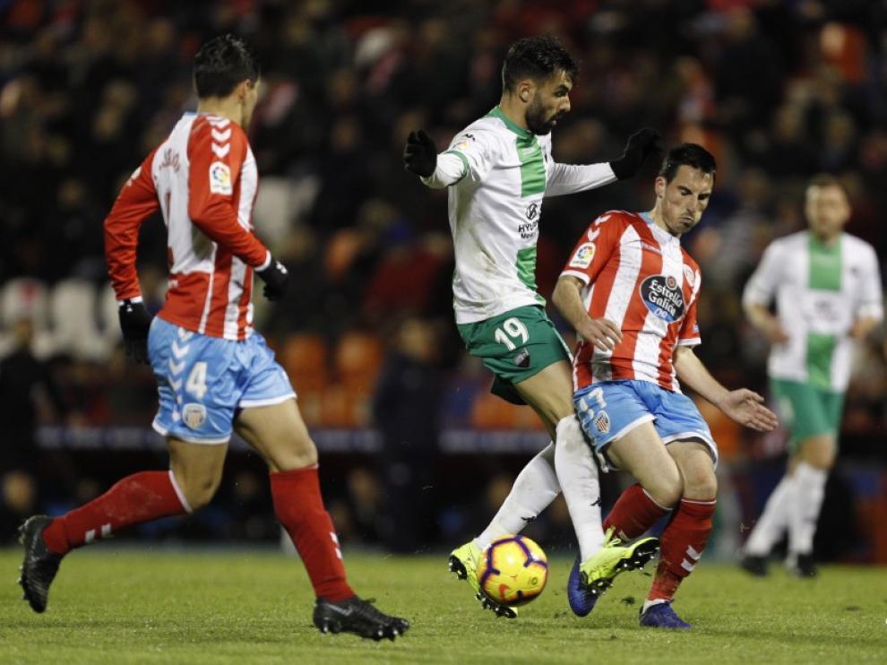 La llegada de Enric Gallego al Huesca podría ser oficial en las próximas horas