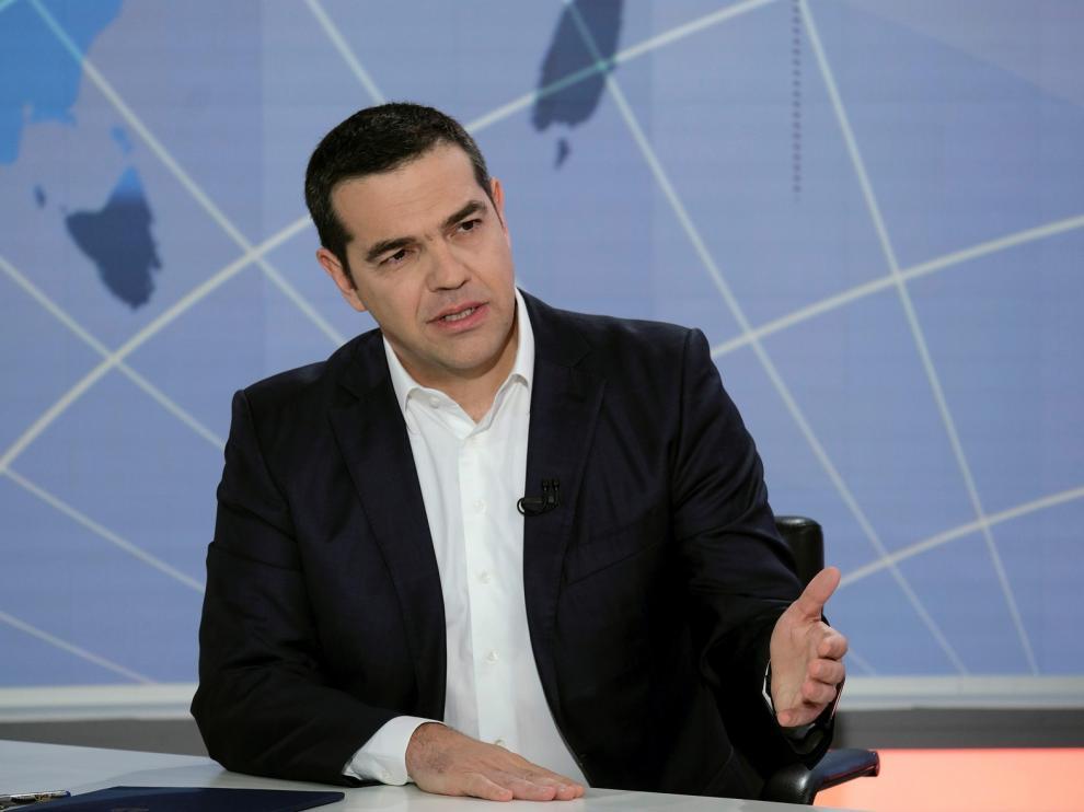 Tsipras convoca una moción de confianza