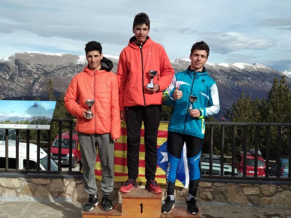 Buenos resultados en el inicio en Tuixent La Vansa