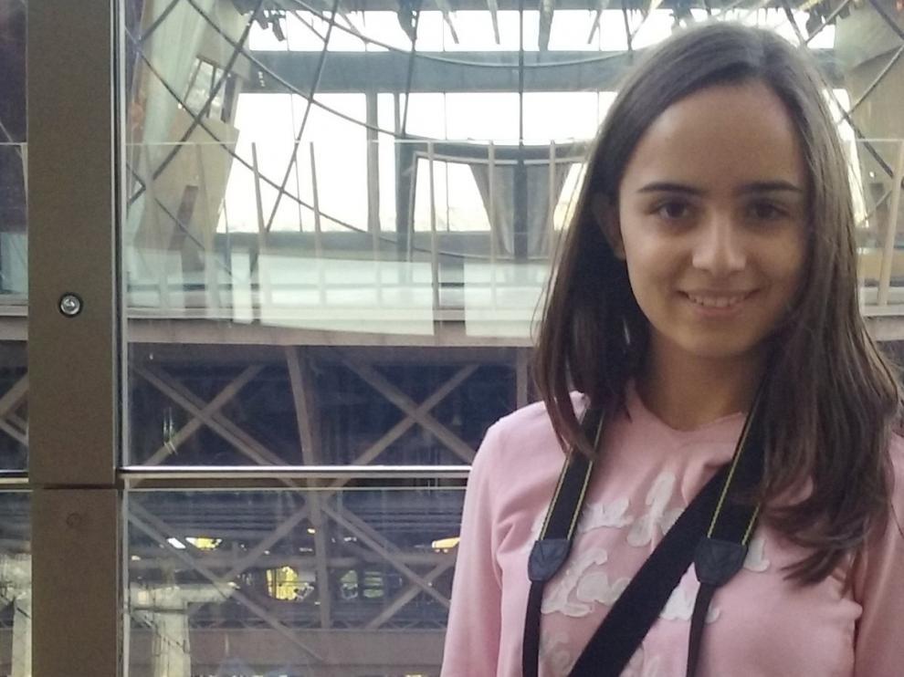"""Marta Álvarez: """"Me gustaría mucho investigar, pero aún no sé en qué rama"""""""