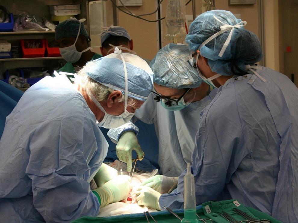 Un total de 99 trasplantes se realizaron en Aragón durante el pasado año