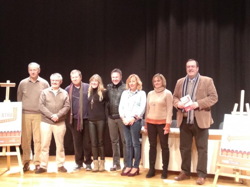 La muestra de Biescas, la gran referencia del teatro amateur en Aragón