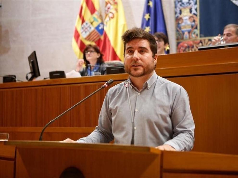 Podemos plantea una moratoria a la ganadería intensiva en Aragón