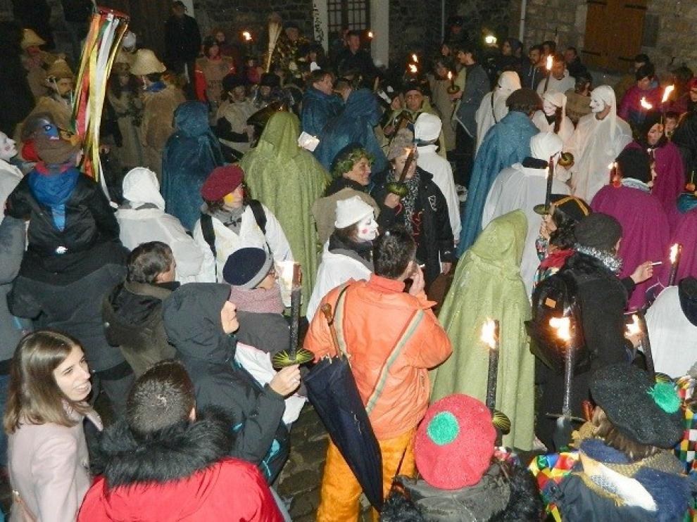 Ansó acogerá el Carnaval Bearnés por tercer año consecutivo