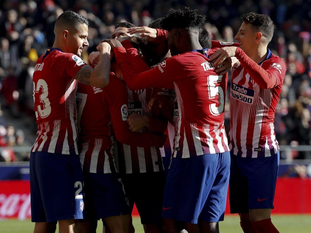 La última derrota del Atlético se produjo el 1 de septiembre en Vigo