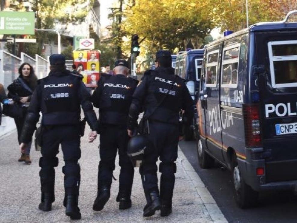 Detenido en Málaga un joven de 27 años por querer unirse a Dáesh en Siria