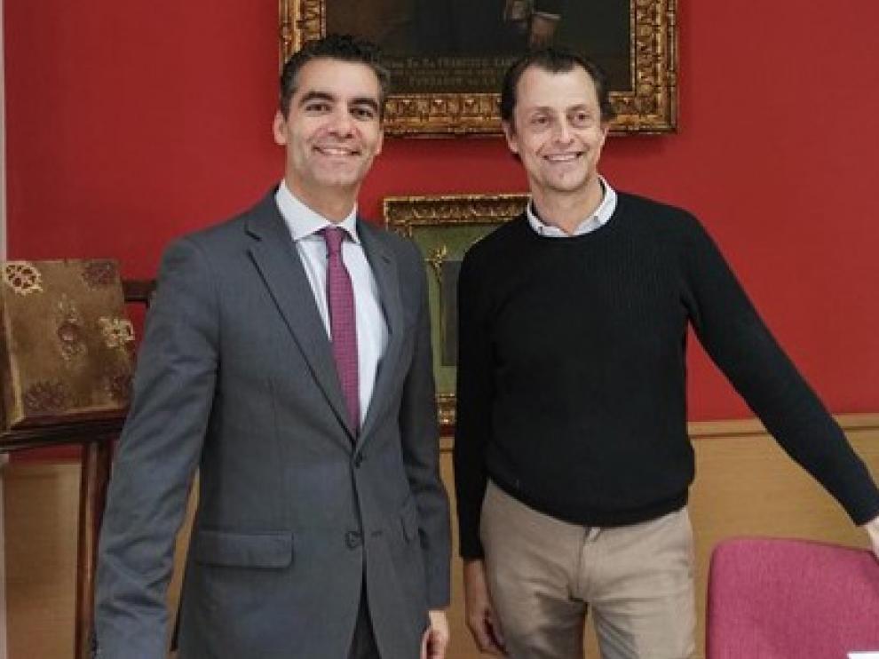 Bantierra dona a Cruz Blanca parte del importe de sus detalles navideños institucionales