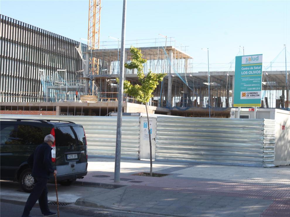 Los centros de salud Santo Grial y Los Olivos cubrirán una zona sanitaria de Huesca, que seguirá teniendo tres
