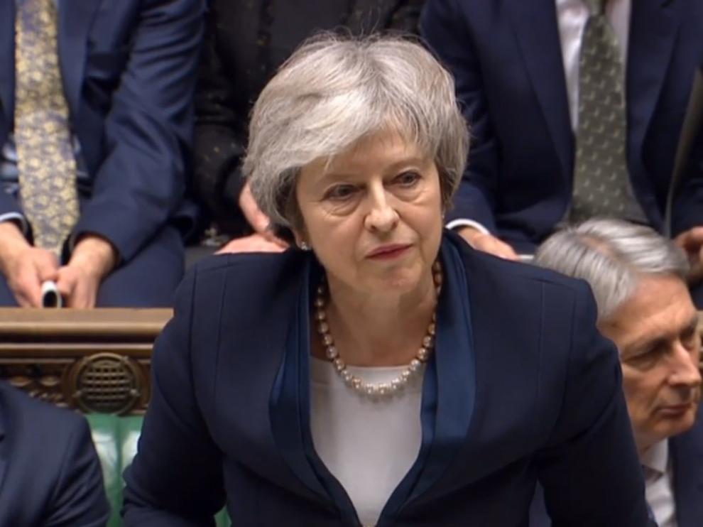 El Parlamento británico rechaza el acuerdo sobre el Brexit