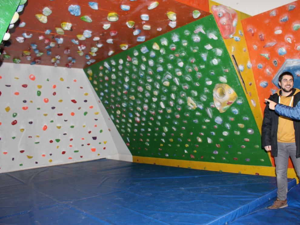 Binéfar mejora sus instalaciones deportivas