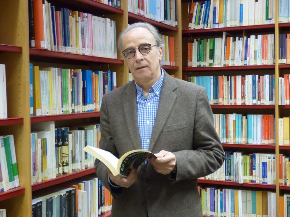 """Rafael Loriente: """"Los aprendizajes son claves para ser capaz de vivir en el tiempo actual"""""""