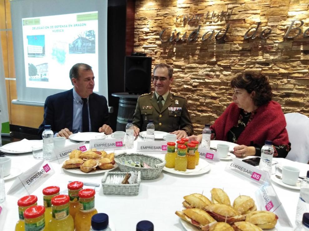 La División Castillejos adelanta su llegada a Huesca al primer semestre de 2020