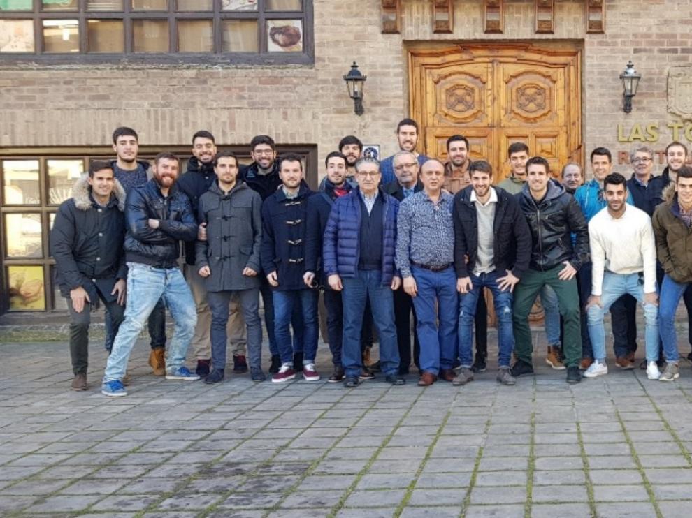 Bada Huesca busca la mejoría en sus pequeñas alianzas en pista
