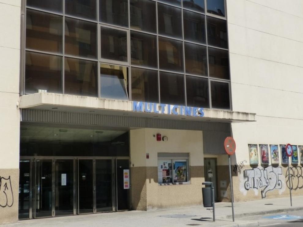 Los Multicines de Huesca suspenderán la proyección si no hay cinco espectadores
