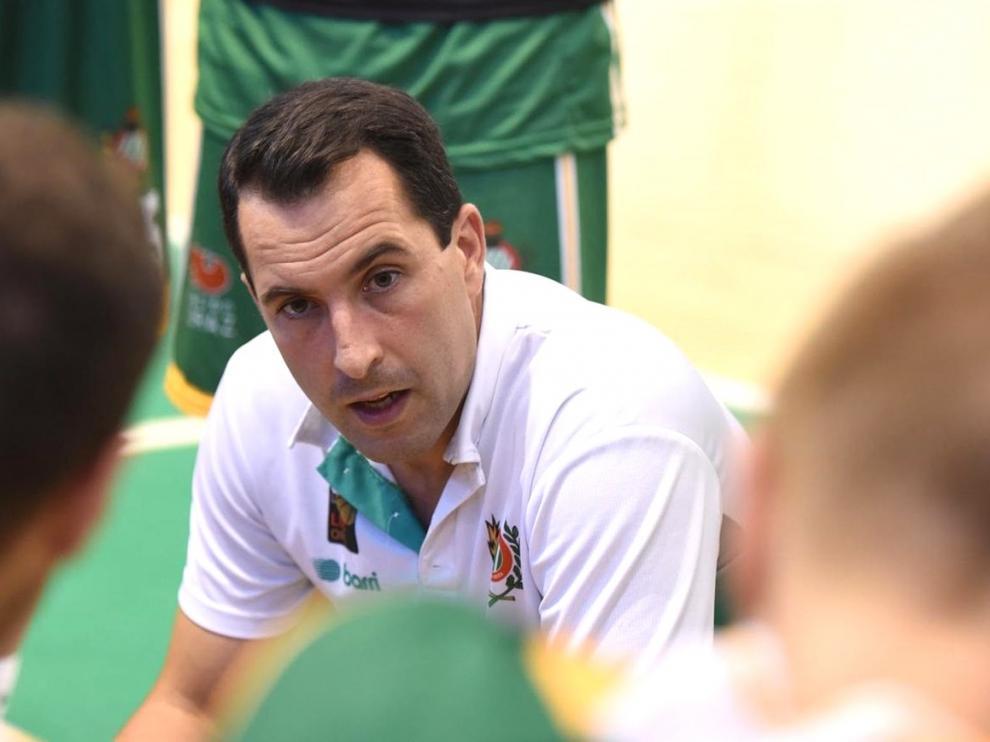 """Guillermo Arenas: """"Nuestra manera de jugar está clara y hay que confiar en ella"""""""